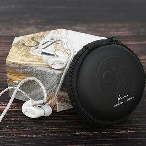 Image 5 - Kinera SIF HiFi Ses SPM Diyafram Dinamik Sürücü Kulak Monitörü Kulaklık Ayrılabilir MMCX kablo