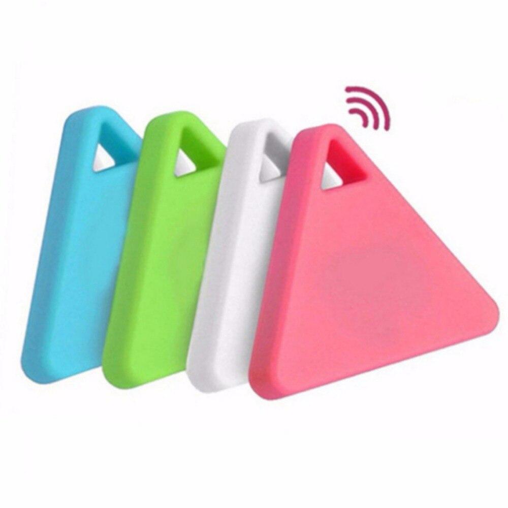 Mini Protable Wireless Smart Finder Anti-Lost Alarm Bluetooth 4.0 Remote Tracker Key Fin ...