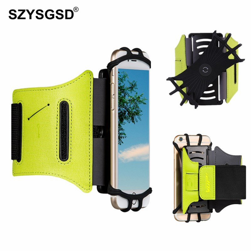 Cellphones & Telecommunications Amiable Szysgsd Armband Phone Holder 180 Rotation Arm Bag Sweatproof Runing Gym Bag For 4 To 6 Inch Smartphone For Iphone For Samsung