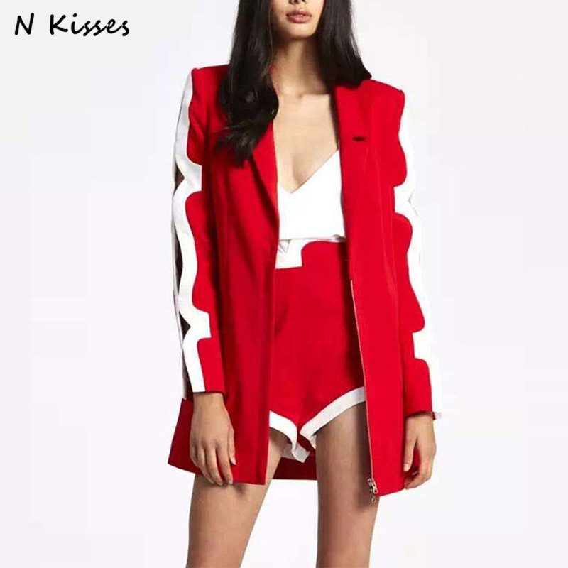 High Quality Luxury Brand 2017 Fashion Autumn Womens
