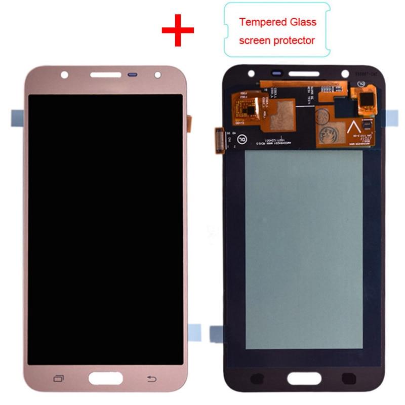 J701 Amoled ЖК-дисплей для samsung Galaxy J7 nxt J701F J701M ЖК-дисплей с цифровым преобразователем сенсорного ввода в сборе для j701 J7 Neo J7 core ЖК-дисплей