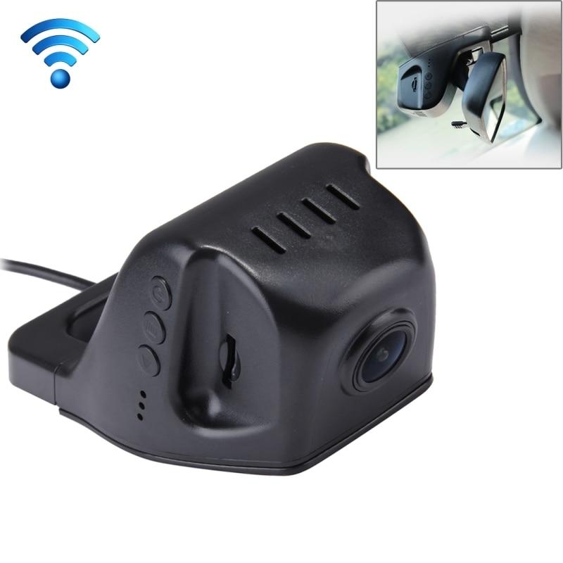 S07 universel Full HD véhicule caché enregistreur de conduite accessoires de voiture DVR caméra vidéo numérique enregistreur vocal Dash Cam