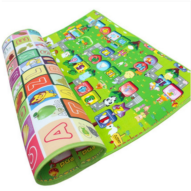 Baby Play Mat Rug For Kids Playmat Crawling Mat Children Carpet Developing Eva Foam Mat Kids Rug Children Game Pad