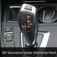 Gear Sticker Shift Knob Panel For BMW M X1 X3 X5 X6 M3 M5 F01 F10
