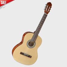 Classical guitar 39 inch Black Blue sun Natural color Guitar musical Instruments