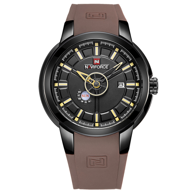 Men's Waterproof Unique Quartz Wristwatches