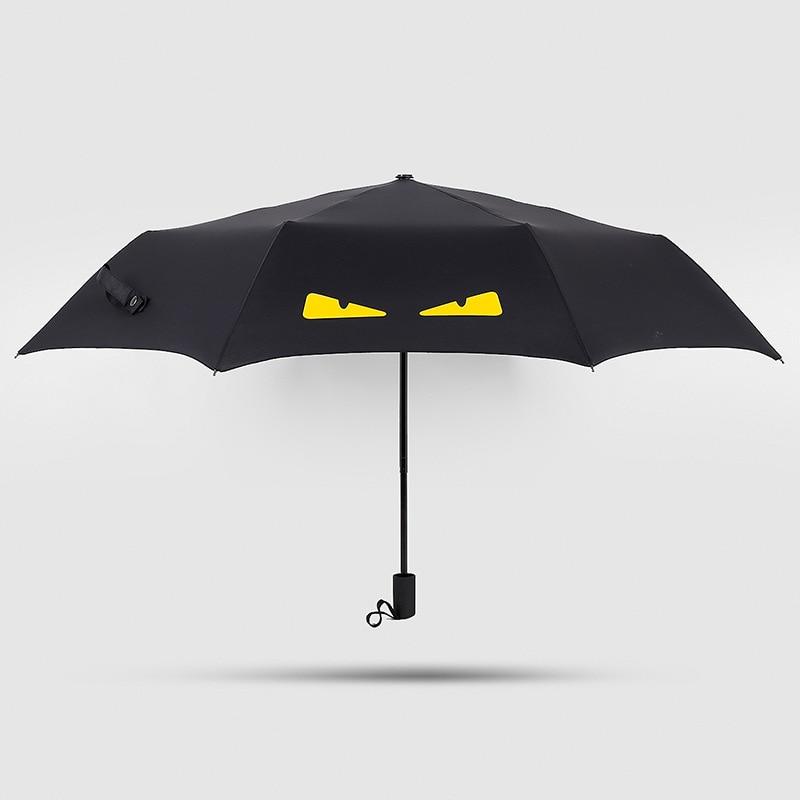 NºNueva fragancia pequeño paraguas damas aleación de aluminio fuerte ...