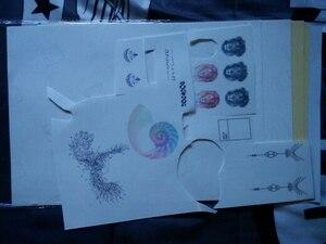 Image 3 - A4 Art Tattoos Papier Diy Waterdichte Tijdelijke Tattoo Skin Papier Met Inkjet Of Laser Printing Printers Voor Tatoo Mannen Kinderen