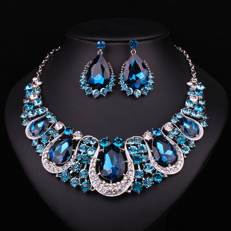 Online Buy Wholesale Indian Bridal Necklace Set From China