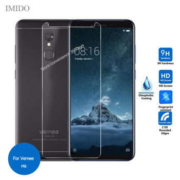 Tempered Glass For Vernee T3 Pro M3 M8 X1 M6 M5 Screen Protector 2.5 Safety Protective Film On T3Pro M8Pro T 3 M 5 6 8 X 1