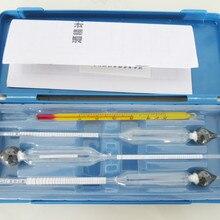 Профессиональный спиртовой измеритель спиртовой Ареометр тестер для водки/виски(без цилиндра)(диапазон: 0-40,30-70,70-100