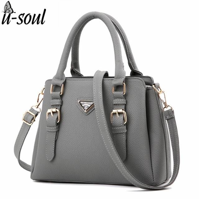 Luxury Handbags Women Bags Designer Brand Famous Shoulder Bag Female  Vintage Satchel Bag PU Leather Women 09435d74859d3