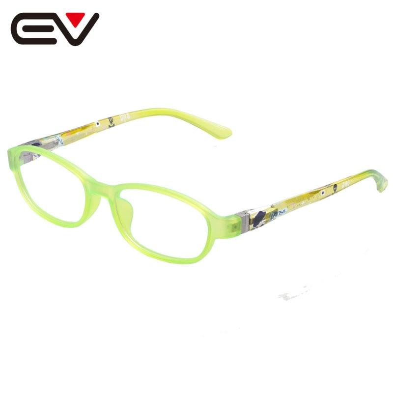Fashion Kids Children Toddler TR90 Eyeglasses Frames Boys Girls ...