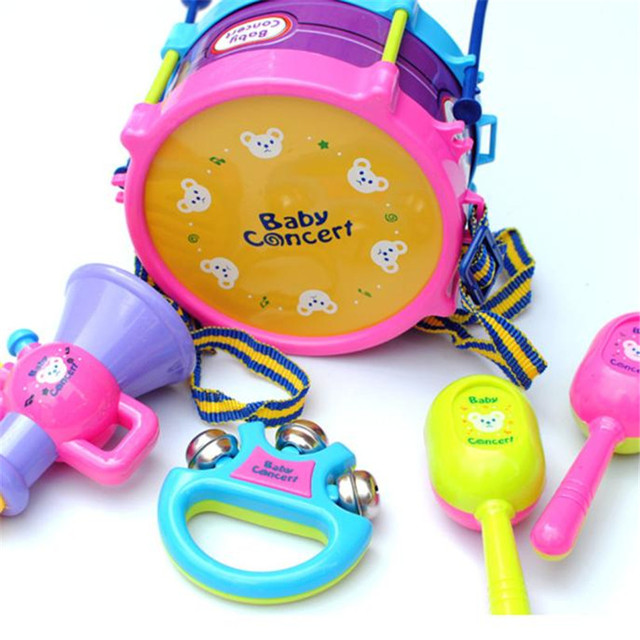 Brum musical instrument toy Children's Christmas and birthday presents D50
