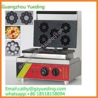Flower shape donut maker machine/Commercial donut maker machine