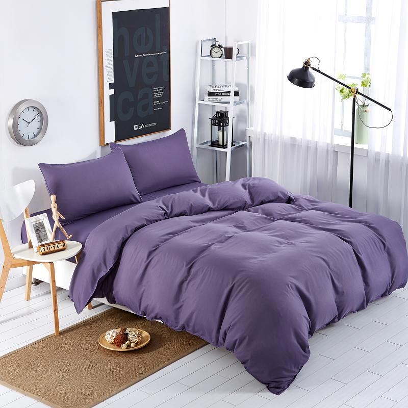 Popular Dark Purple Comforter Buy Cheap Dark Purple