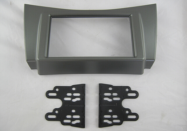 100% Quality Fascias Car Audio Panel Refitting Frame Dash Kit For Lifan 320 Rich And Magnificent