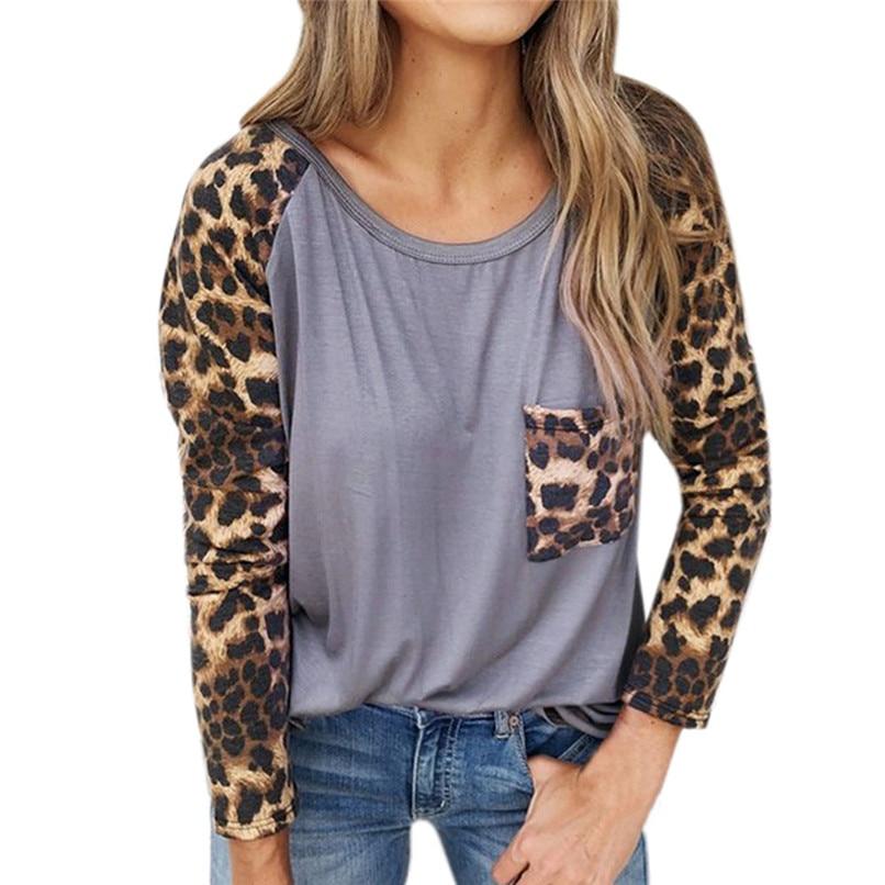 Beauty Fashion Group: Beauty Fashion Women Leopard Printed Sequined Pocket