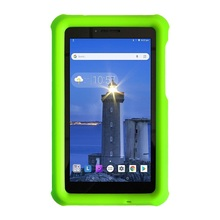 MingShore For Lenovo Tab E7 2018 kids Silicone Shockproof Soft Cover Case For Lenovo Tab E7 7.0 inch TB 7104F Tablet Rugged Case