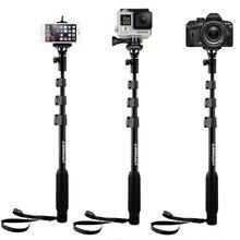 For Gopro Hero4/3 Dslr Camera IOS Android Phone Selfie Stick Yunteng 188 Bluetooth Portable Handheld Telescopic Selfie Stick