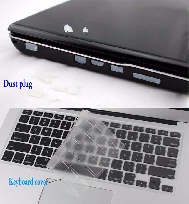 dust plug + Keyvoard cover