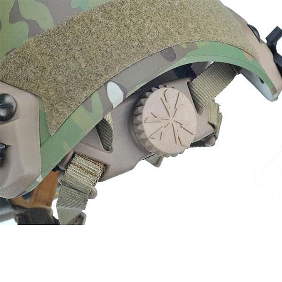 xp multicam tático ops núcleo rápido capacete