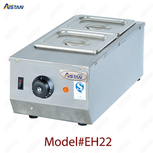 цены EH22/EH23/EH24 Electric Chocolate Stove Chocolate Melting Pot DIY Kitchen Tool of Catering Equipment