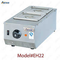 EH22/EH23/EH24 Electric Chocolate Stove Chocolate Melting Pot DIY Kitchen Tool of Catering Equipment