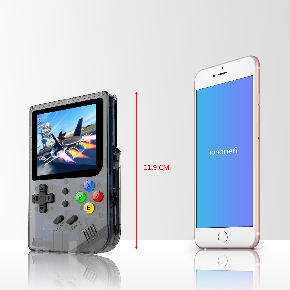 IPS Screen Retro Game 300, RG300,retro game handheld,16G internal, 3inch portable video game console 7