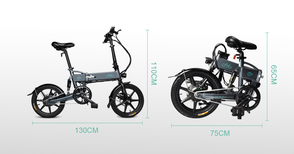 FIIDO-D2-Folding-Electric-Moped-Bike-13