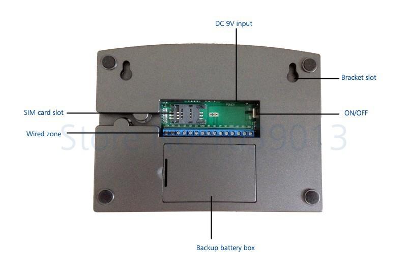 alarm system kit G500-2