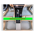 For Ford Focus 2004-2010 Left hand drive FLY5D Car Floor Mats Front&Rear Auto Dust Waterproof Mat XPE leather