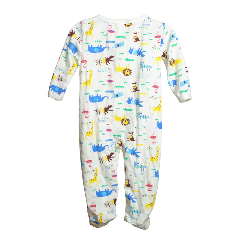 Brand Newborn Baby Clothes Cute Cartoon Baby Costume Girl Boy Jumpsuit Clothing Spring Autumn Cotton Romper Body Baby Clothes 22
