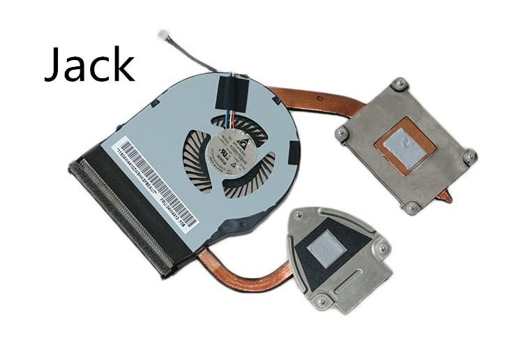 The new Thinkpad laptop Radiator cooling fan CPU independent E330 L330 FRU 04W4410 Cooler Radiator Heatsink genuine for lenovo thinkpad e330 l330 laptop cpu cooling fan heatsink 04w4409