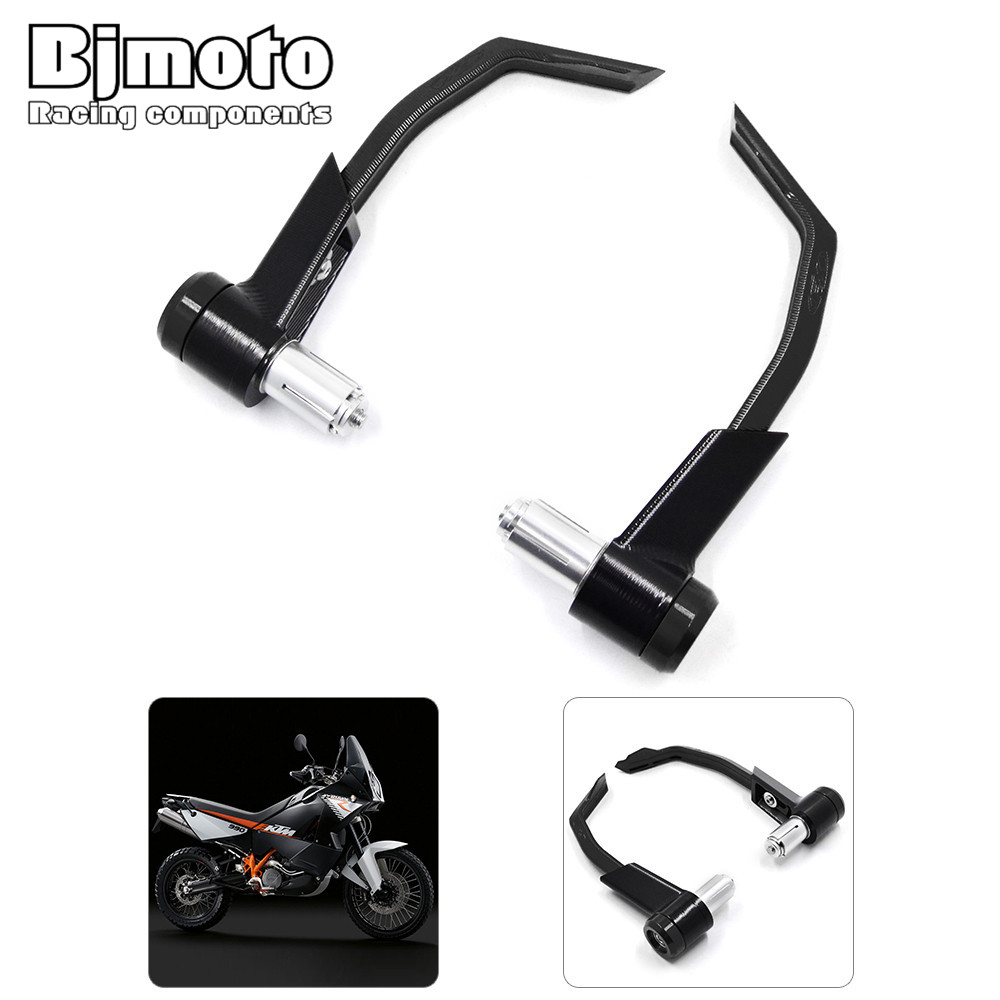 7/8 22mm Handlebar CNC Motorcycle Brake Clutch Lever Protector Guard for Honda Suzuki Yamaha Kawasaki Handle Bar motorcycle handlebar protector guard