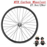 Mtb Wheels 29er or 27.5er (650B) Novatec411/412 Mountain Carbon Wheels 29 / 27.5 Xc Race Carbon Mtb Wheelset Carbon Disc Brake
