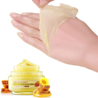 Free Shipping LAIKOU Milk Honey Hand Wax 115g Wrinkle Removal Paraffin Bath Exfoliator Beauty Paraffin Wax