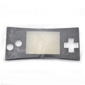 Image 3 - Replacement Front Shell Faceplate Housing Case Cover Panel for G ameboy Micro