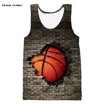 3D Prints Basketball Hoody 1