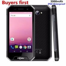 "Nomu S30 Mini IP68 Étanche Android 7.0 Mobile Téléphone 4.7 ""3 GB RAM 32 GB ROM MTK6737T Quad Core 8MP Dustproof3000mAh Smartphone"