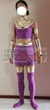 DC Comics Starfire Spandex Szuperhős ruha