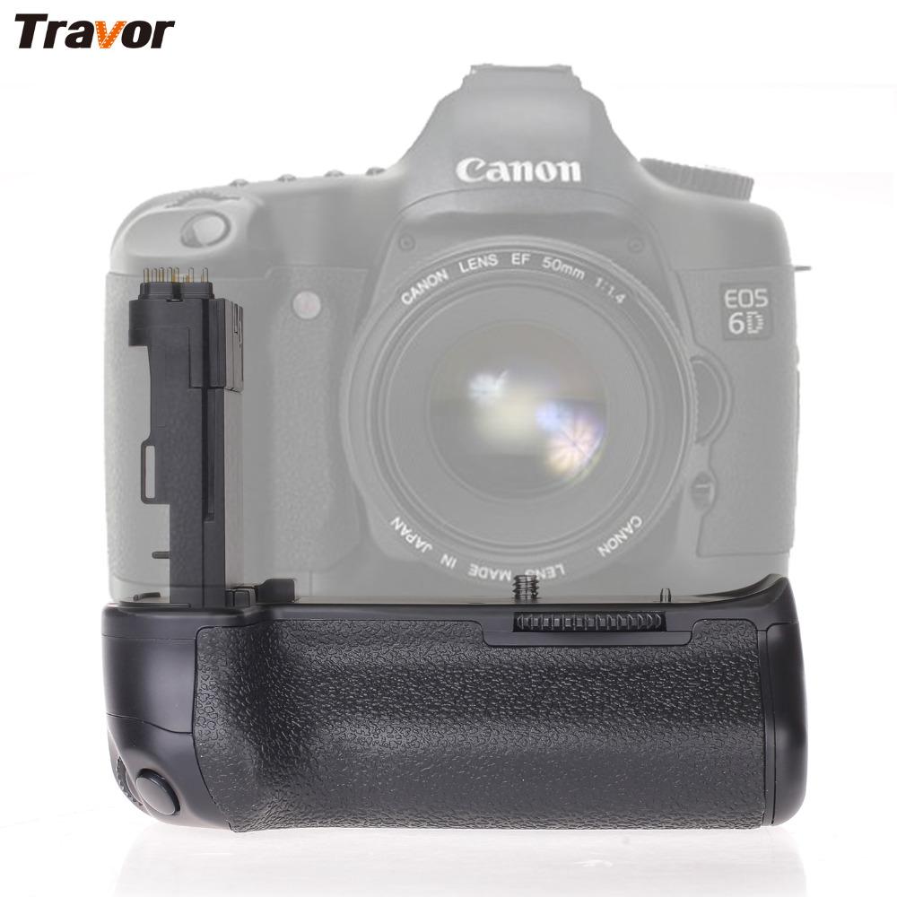 Prix pour BG-E13 Vertical Multi Power Battery Grip pour Canon 6D Caméra comme LP-E6