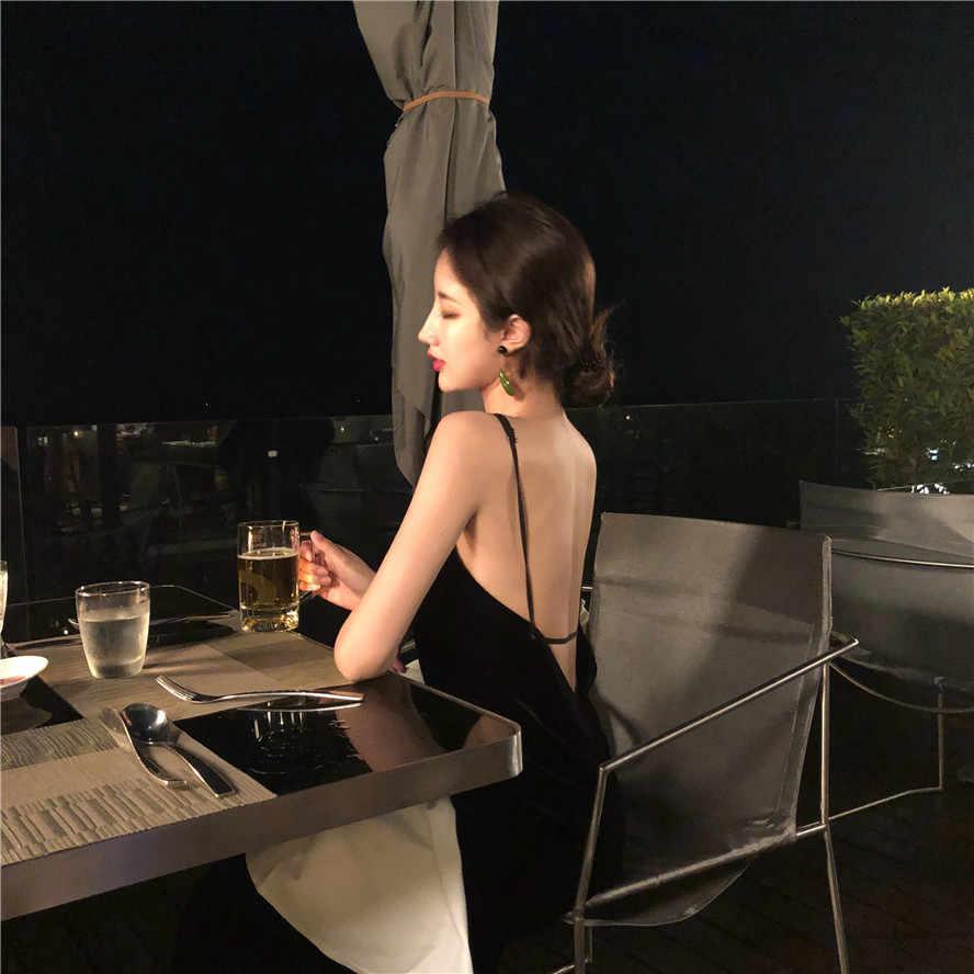 Ucuz toptan 2018 yeni yaz sıcak satış kadın moda rahat seksi elbise Y8880