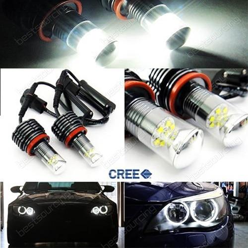 LED30W КРИ глаза Ангела гало свет лампы н8 Е90 Е92 Е60 Е70 Х5 е71 Х6 E82 E89(CA212)
