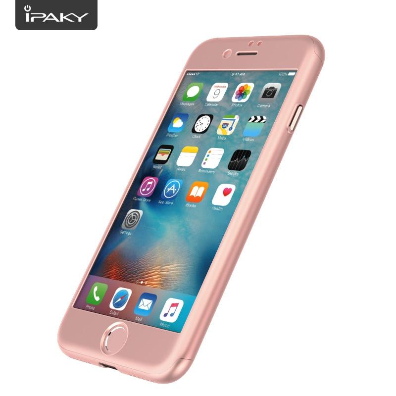 360 Case iPhone 7-ի համար, Shock Absorption IPAKY 360 - Բջջային հեռախոսի պարագաներ և պահեստամասեր - Լուսանկար 5