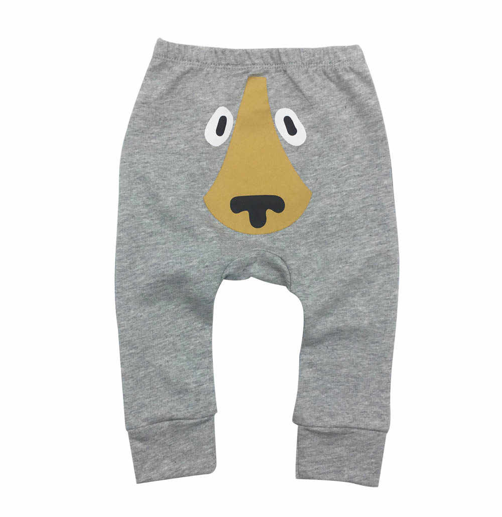 Baby Girl Boy Pants summer clothes baby Bodysuits Pants Cartoon Casual Toddler Baby Bottoms Boy Girl Pants newborn trousers