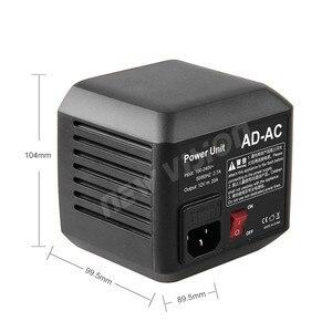 Image 3 - Godox AD AC AC Power Unit แหล่งอะแดปเตอร์สำหรับ AD600B AD600BM AD600M AD600 SLB60W SLB60Y
