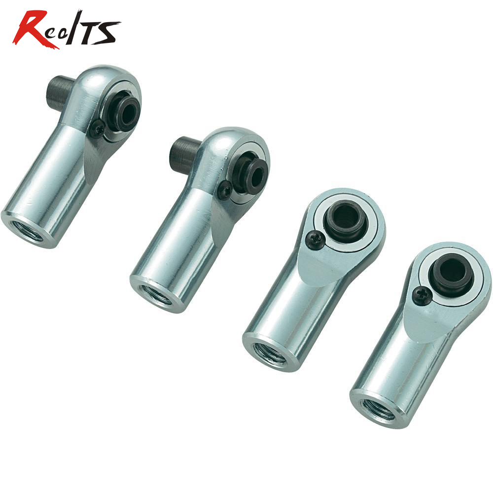 RealTS  112252 Aluminum lower ball head set for FS Racing/ CEN/ REELY 1/5 scale rc car realts fs1870 1 5 scale 2wd to 4wd conversion kit set new version for fs reely 1 5 series