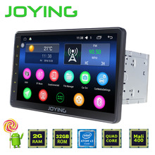 "New Joying 2GB HD Touch Screen 10"" 2 din Android 5.1 Car Auto Radio stereo Audio Video HU steering-wheel GPS Navi Tape recorder"