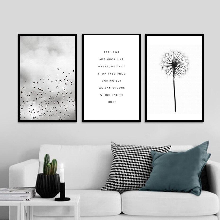 Черно белые постеры для интерьера распечатать